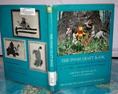 The Pooh Craft Book - How to make Pooh animals and three other projects- 1976