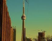 Toronto's CN Tower photo - 4x6 print