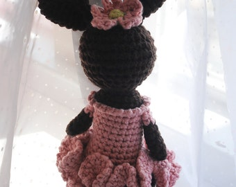 LilySong ABERDEEN Bunny Crochet PATTERN