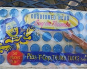 Shelton Cushioned Head Thumb Tacks