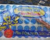 Shelton Cushioned Head Thumb Tacks