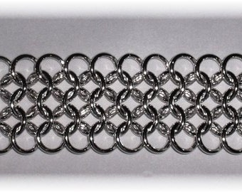Chain Maille 4 in 1 Bracelet