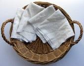 Papyrus Cloth Napkins, set of 4