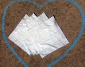 Celeste Handkerchief- set of 4