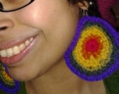 The Malowna Rainbow Earrings
