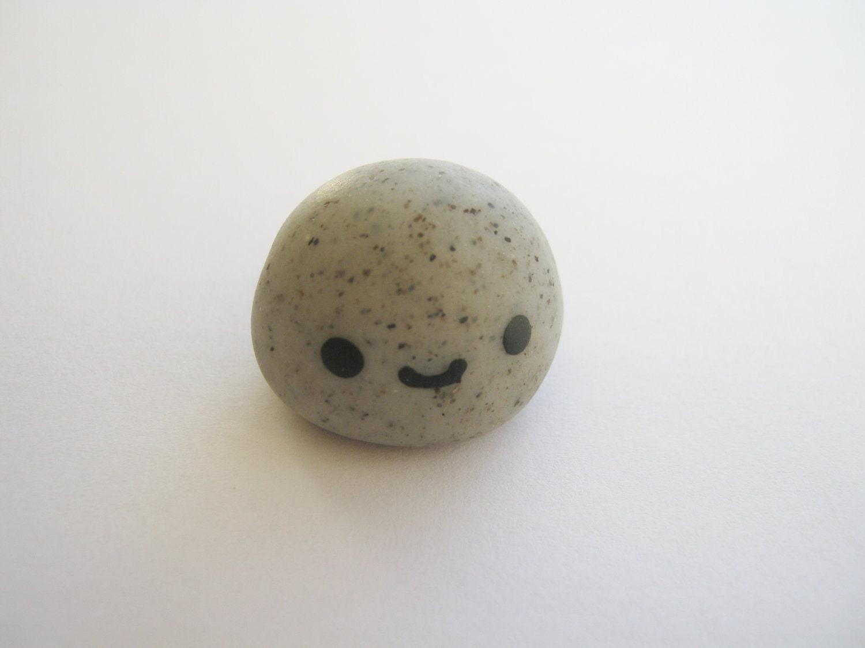 Cute Rock Pet Figurine