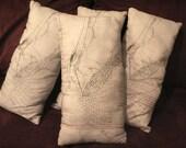 Gator decorative throw pillow