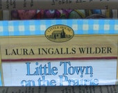Book Cover Wallet- Little Town on the Prairie