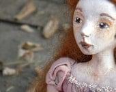 Autumn Art Doll - Nigricas Art Dolls by Johana Molina