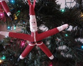 Starfish Christmas Ornament - REAL Starfish