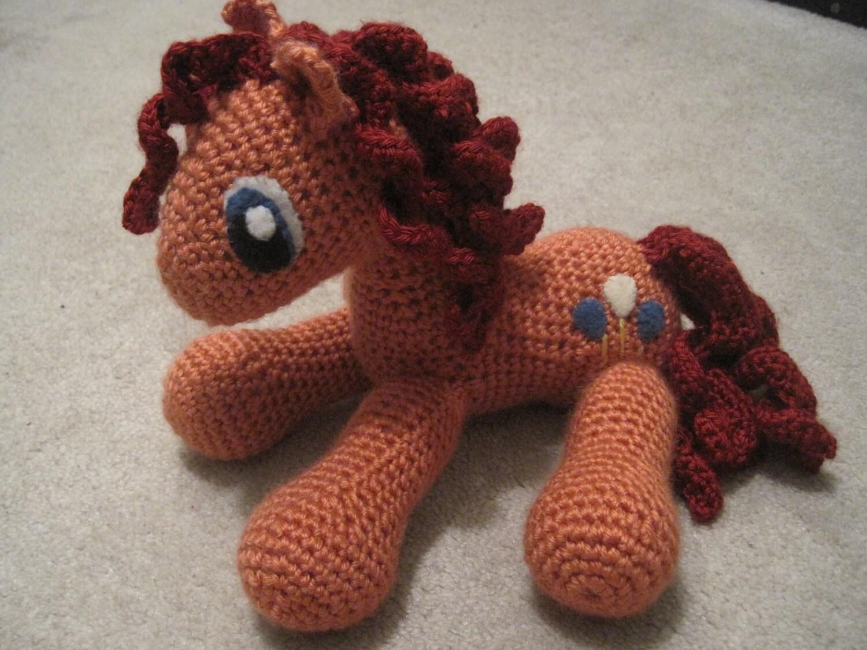 Pinkie Pie My Little Pony: Friendship is Magic Crochet Plush