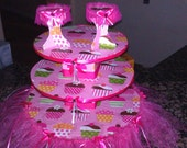 Ready to ship cupcake stand