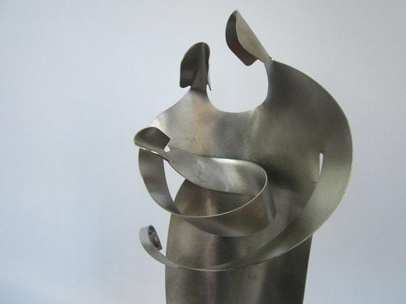 Nativity- Stainless Steel Sculpture Art