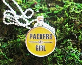 Green Bay Packers Pendant Necklace