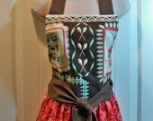 Womens Domestic Diva Full Apron
