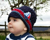 Newsboy Hat baby and toddler sizes  FREE SHIPPING