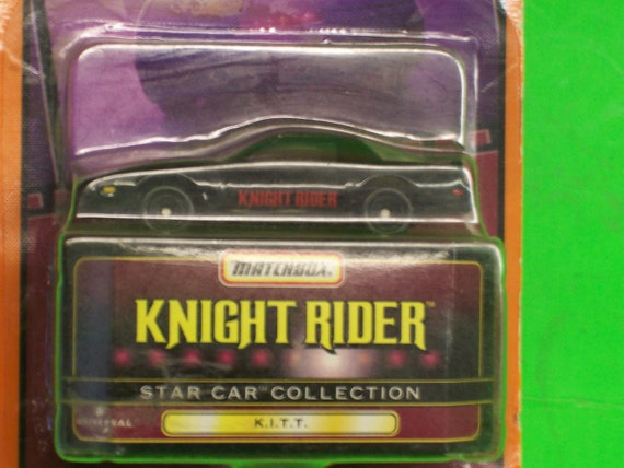 Matchbox KNIGHT RIDER 'KIT' car mint in package,