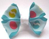 Easter egg bow