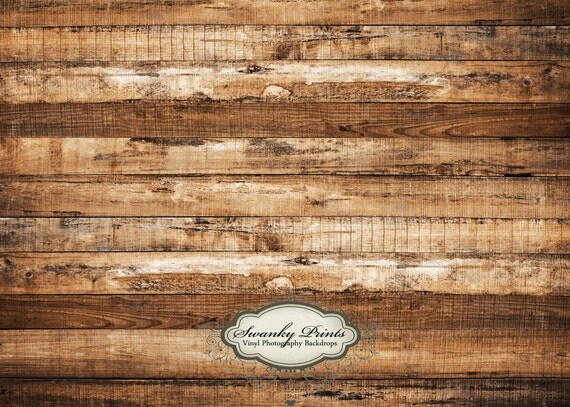 CUSTOMER FAVORITE 7ft x 5ft Vinyl Photography Backdrop Old Multi Wood LARGE
