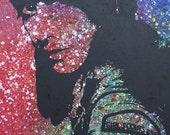 Grace Slick Oil Painting