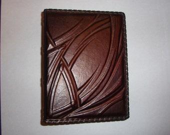 Photo Album - Handmade Art Leather Gift Present Cover 2