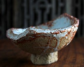 Shino Bowl Falkirk ( Ceramic Stoneware Pottery )
