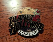 Planet Hollywood London Pin