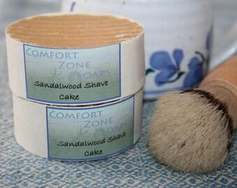 Sandalwood Shave soap