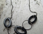 The Kirsten Necklace- Links and Chains