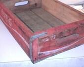 Coca - Cola Crate 1977
