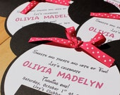 Special listing for bsisk27: Minnie Mouse (Inspired) Birthday Invitations