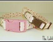 "The Lolita 1"" Dog Collar - Your Choice of Medium or Large"