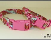 "The Molly 3/4"" Dog Collar - Your choice of Small or X Small"