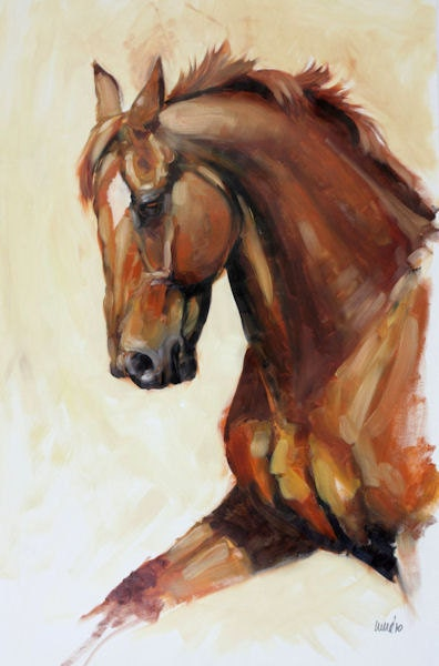 Horses Prints Art Paintings