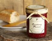 Jam - Homemade Raspberry Preserve
