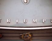 Triumph - 12x8 Fine Art Photo Print