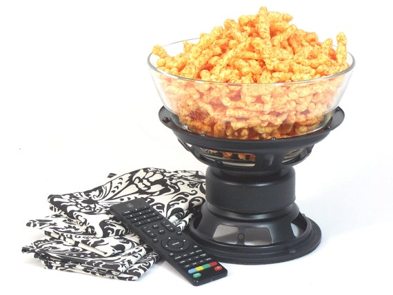 Vintage Audio Snack Bowl from The Audio Buffet Line