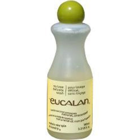 Add to your diaper cover order - Eucalan Wool Wash 3.3 oz.