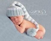 Crochet Elf Hat 0-3 months