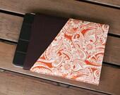 """Kindle Fire HD 8.9"""" / iPad cover / iPad Case / iPad Sleeve / iPad 2 / iPad 3 / New iPad - Orange Blossom"""