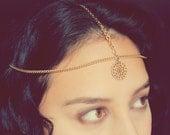 Gypsy Head Crown - The Sun