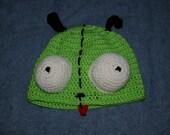 Crazy Gir Hat - Invader Zim