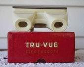 Vintage Tru-Vue Stereoscope