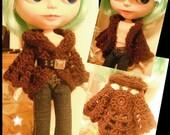 Blythe Crochet Pattern - Uptown Cardigan