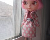 Blythe Sewing Pattern - Short Jacket, Beret & Ribbon Skirt Dress