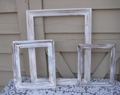 Shabby Chic Frames Wedding Photo Booth Beach French Country Decor