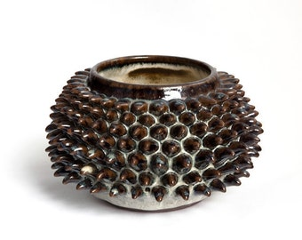 Stoneware Spiky 203 Pot