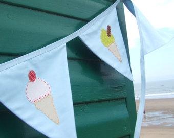 Ice Cream Bunting