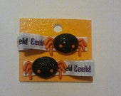 Eeek... Its a Spider hairclips