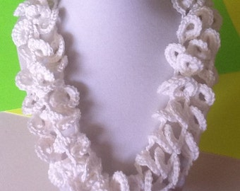 Loopsy Loop Handmade Crochet Necklace